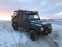 Land Rover Defender 110 XS Double Cab Pickup LWB