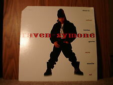 MCA Records MCA 12-54654 Raven Symone That's What Little Girls Are Made Of 1993