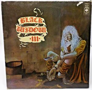 """Black Widow """"Black widow III (3)"""" LP"""