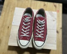 Converse All Star 70s Collection (Premium) Low Top Trainers in UK 7