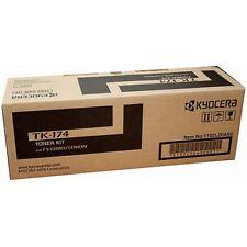 2x Kyocera Genuine TK-174 Black Toner For FS1320D KFS1370DN - 7,200 Pages