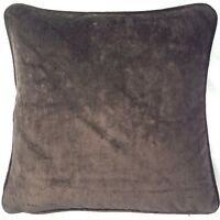 """11.5x16"""" Panelled Cushion Cover In Laura Ashley Cottonwood Natural//Bacall Marble"""
