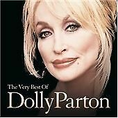 THE VERY BEST OF DOLLY PARTON - GREATEST HITS CD - ISLANDS IN THE STREAM +