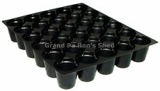 Tray To Suit 55mm Jiffy Peat Pots Holds 30 Pots