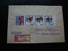 ALLEMAGNE RDA lettre 29/8/77 - timbre stamp germany (cy1)