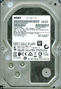 HUS726060ALE610,  0F23001,   APKD05,  HGST SATA 6TB
