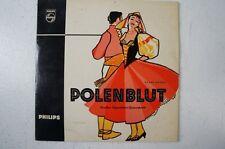 Nedbal Polenblut Grosser Operetten Querschnitt Kurt Richter Wiener Volksop(LP32)