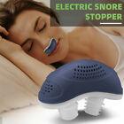 Mini Electric CPAP Noise Anti Snoring Device Sleep Apnea Stop Snore Aid Stopper
