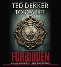 Forbidden  The Books of Mortals  2011 by Dekker, Ted; Lee, Tosca 161 . EXLIBRARY