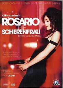 Rosario - Die Scherenfrau ( Thriller ) mit Flora Martínez, Unax Ugalde NEU