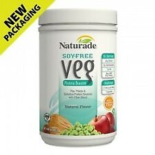 Vegetable Protein Powder Soy Free Naturade Products 16 oz Powder