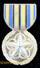 OUTSTANDING VOLUNTEER SERVICE MEDAL HAT PIN US ARMY NAVY AIR FORCE MARINES DOD