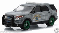 Greenlight CHP California Highway Patrol Ford SUV White SUPER GREEN MACHINE