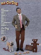 Mr. On-dog ( Mr. Bean ) 1/6 Action Figure