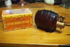 Vintage Avon Decanter Bottle with original Box – 70's After Shave on Tap