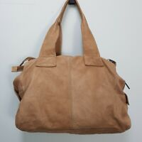 [ WITCHERY ] Womens Brown Large Leather Bag / Handbag