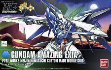 Gundam HG Build Fighters 016 Gundam Amazing Exia 1/144 Meijin Model Kit Bandai