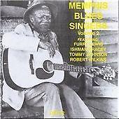 Various : Memphis Country Blues Singers Vol 2 CD
