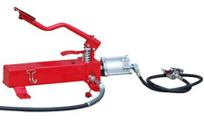 1500HDP Redline Manual & Pneumatic Hydraulic 1500 lb Air Motor Lift Table Pump