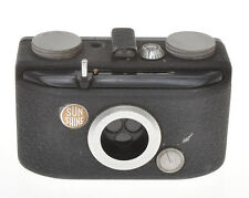 O.M.I. OMI Nistri Sunshine Universal very rare Italian 3 colors camera ca.1946
