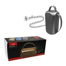 Altavoz Portátil de Viaje Recargable Inalámbrico Bluetooth TF USB FM del teléfono al aire libre