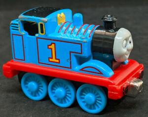 THOMAS the tank engine #1. & Friends DIE CAST / PLASTIC & Magnetic, BLUE TRAIN