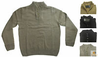 Men's Knit Jumper Pullover Sweater Knitted Casual Stretch Warm Winter S-XXL