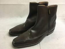 Oliver Sweeney Fertilla Brown Zip Up Boots. UK 8.5.