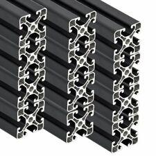 Aluprofil 40x40 Alu Profil Aluminium Konstruktionsprofil Strebenprofil orange