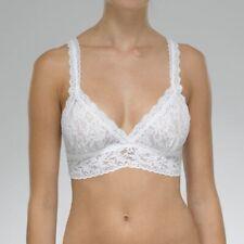 Hanky Panky Signature White Lace Bralette Bra Lingerie Size Small £50