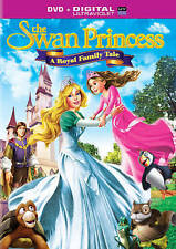 Swan Princess: A Royal Family Tale 2014 by Richard Rich; Jared Brown; Ex-library