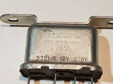LUCAS HEAD LAMP FLASHER RELAY 33214E 12V FORD ZEPHYR ZODIAC MKIV 1967-71 NOS!