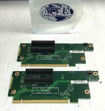 IBM 69Y4324 69Y0652 69Y0656 MCS-7800 RISER CARD LOT OF 2