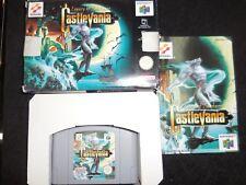 Castlevania para Nintendo 64 version Pal usado