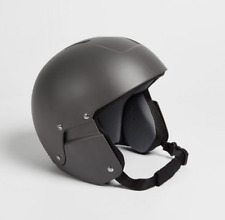 Peeksteep Benny skydiving helmet (matte black, L size)