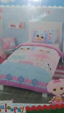 **BNIP** Lalaloopsy Quilt Cover Set – Double Bed