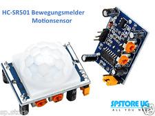 HC-SR501 PIR Infrarot Modul Bewegungsmelder Raspberry IP Sensor Arduino AVR