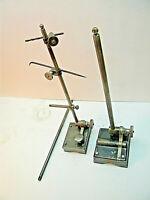 2  Vintage Surface Gauges, Lufkin 20, other. Machinist, Mechanic Precision tool