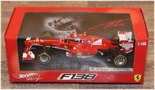 F1 - Ferrari  F138 Fernando Alonso - 1/18 - HotWheels Racing - 2013