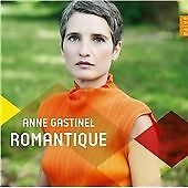 Anne Gastinel: Romantique, Anne Gastinel, Claire Désert, Or, Audio CD, New, FREE