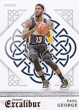 PAUL GEORGE 2015-16 Panini Excalibur Basketball cartes à collectionner, #61