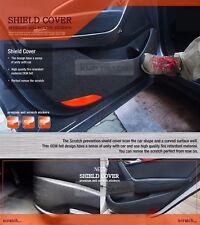 Premium Door Shield Cover Sticker Kick Protector for KIA 2012-2016 Rio Pride 5D