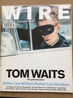 The Wire Magazine #222 - August 2002 - Tom Waits