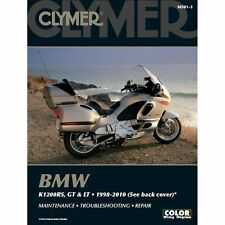 1999-2010 BMW K1200LT K1200RS K1200GT Repair Service Workshop Shop Manual M5013