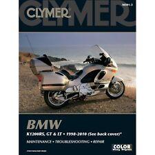 99-10 BMW K1200LT 98-05 K1200RS 03-05 K1200GT Repair Service Shop Manual M5013