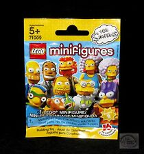 LEGO Minifigures - The Simpsons - Series 2 - 71009 - (Homer?,Bart?,Marge?,Lisa?)