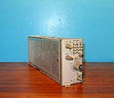 Tektronix Model 7b50a Time Base Plug In Module Free Shipping