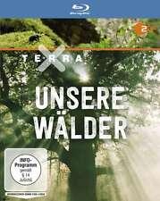 Terra X: Unsere Wälder - Blu Ray