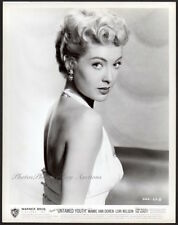 LORI NELSON Untamed Youth VINTAGE ORIG PHOTO busty actress pinup portrait