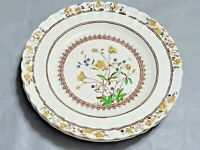 "1930s Set of 3 Copeland Spode England Buttercup 10 1/4"" Dinner Plates"